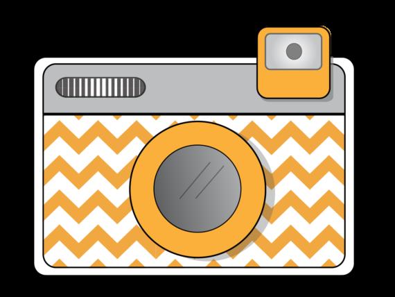 Camera clipart cute camera Clipart Cute #4853 Clip Free