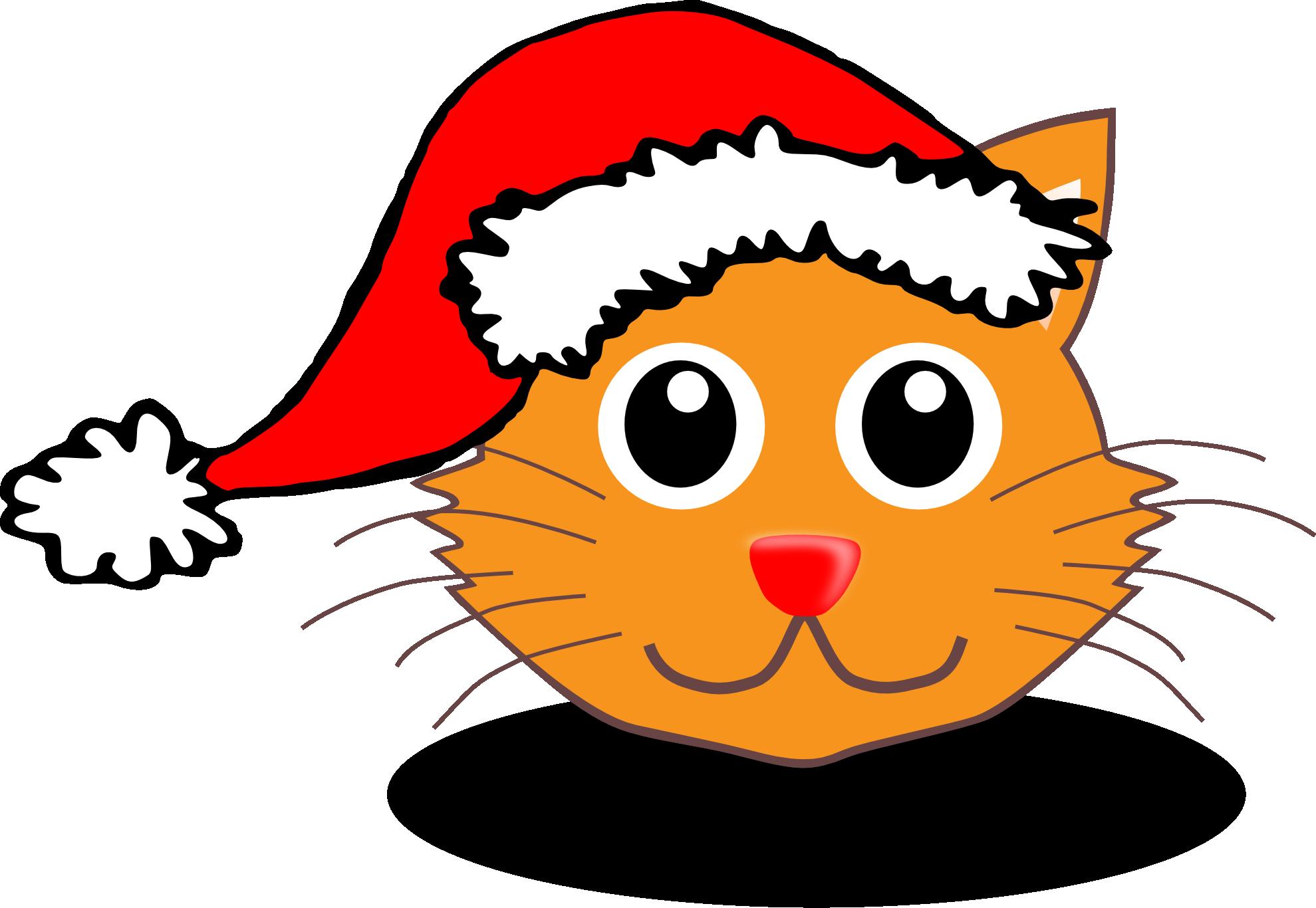 Orange clipart cat face Art Cartoon Stuff Clip