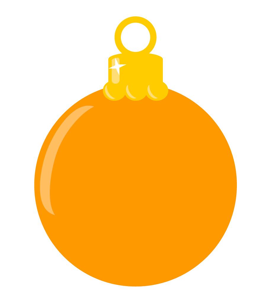 Christmas Ornaments clipart orange Christmas Enokson Copy BACKGROUND Enokson