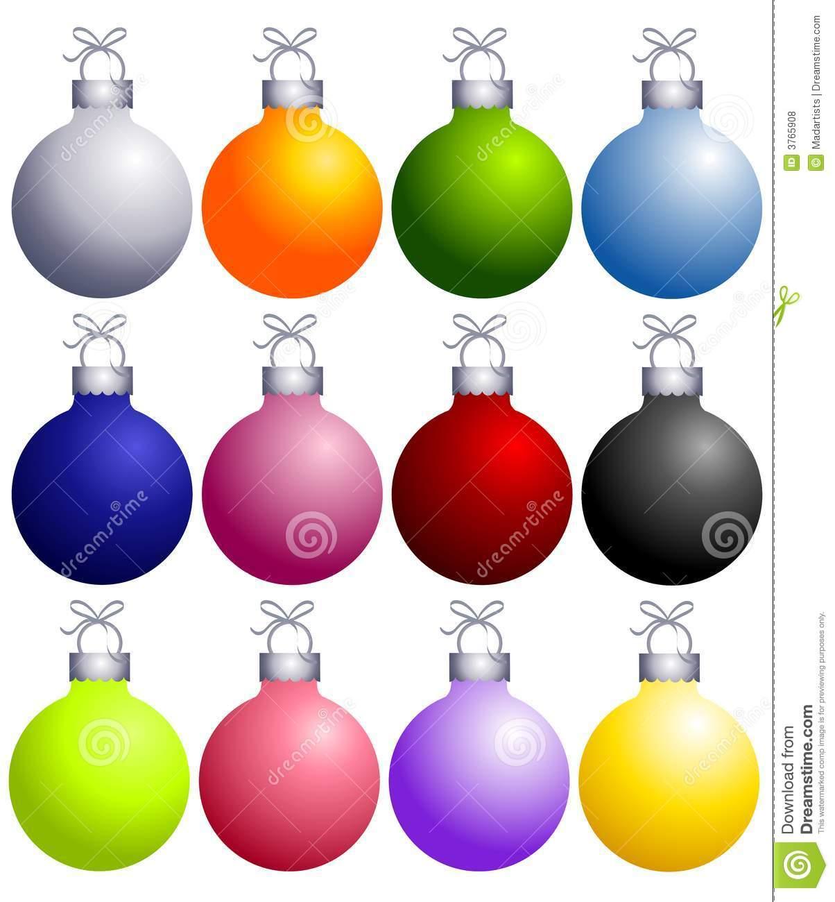 Christmas Ornaments clipart orange Fans Clipart #93 Clipart clip