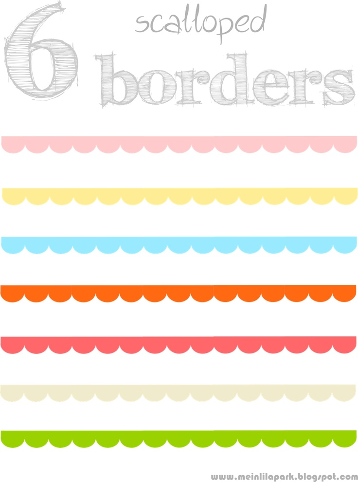 Orange clipart divider Free best transparent divider background