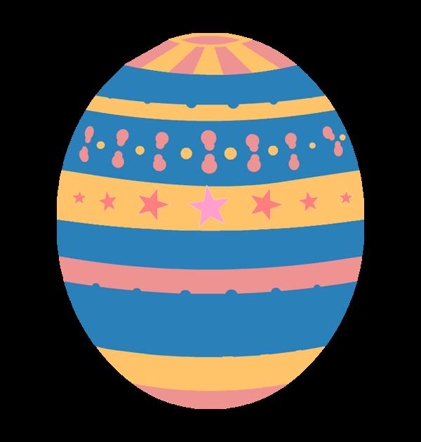 Orange clipart easter eggs Com Easter 3 eggs image