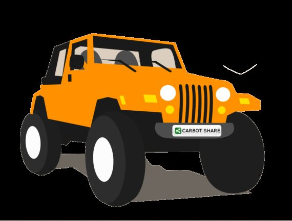 Orange clipart jeep Download Clipart Clipart Best Jeep