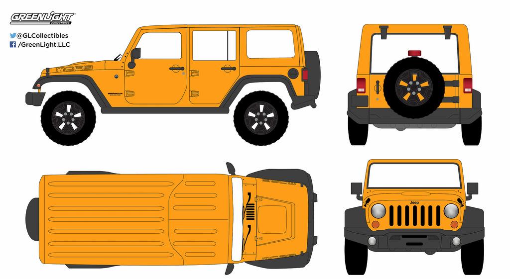 Orange clipart jeep Wrangler 43 Edition 86067 86067