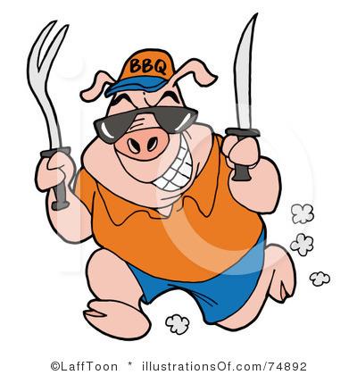 Pig clipart pig bbq Clip Panda Art Pigs Images
