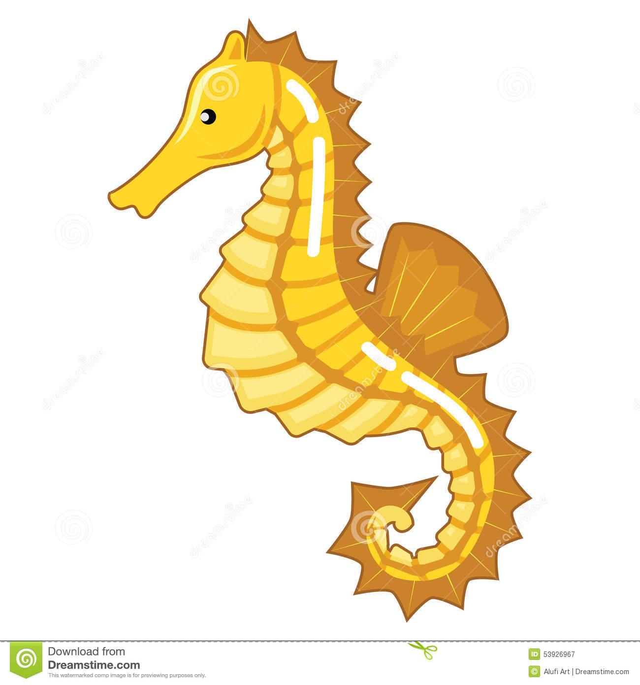 Orange clipart seahorse Fans Clipart seahorse seahorse #59