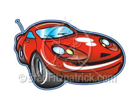 Orange clipart sports car Clipart Free Clip Sports Car