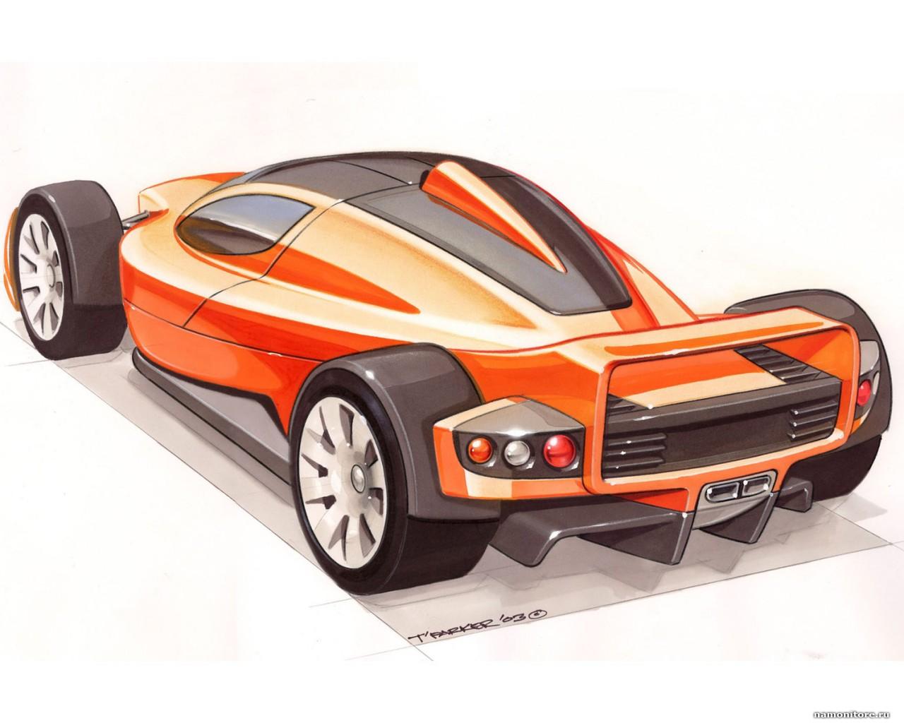Orange clipart sports car Orange Supercars concept cars Limited