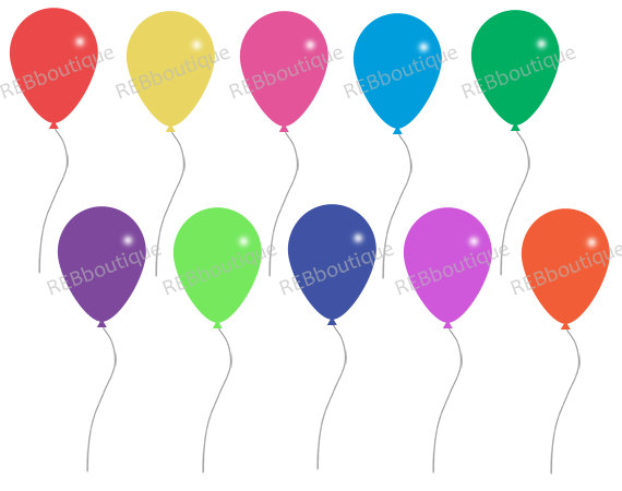 Balloon clipart ten Free Clipart Clipart purple%20balloon%20clipart Ten