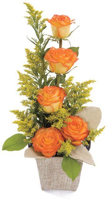 Orange Flower clipart flower decoration This flowers and Best Pinterest