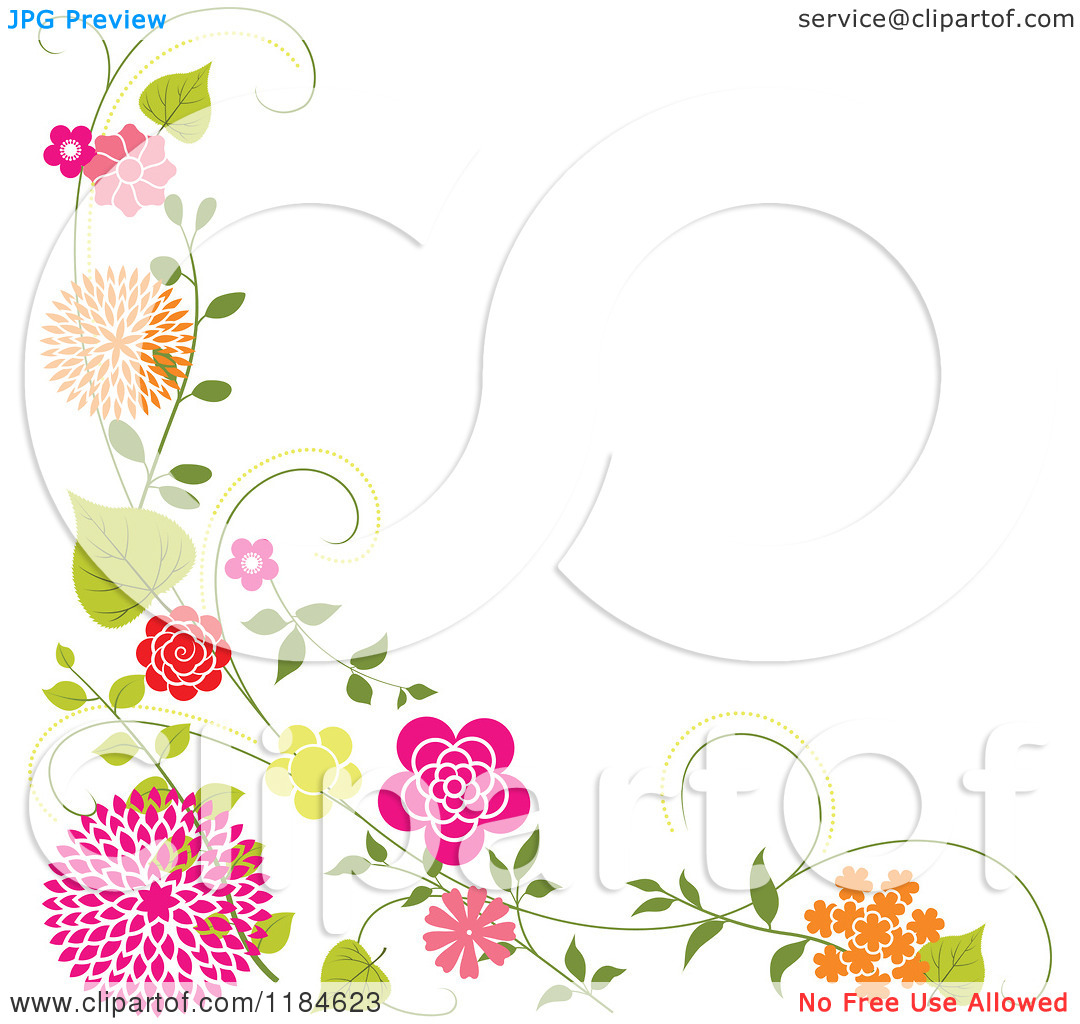 Orange Flower clipart flowery Photo Collection Upper Clipart Of