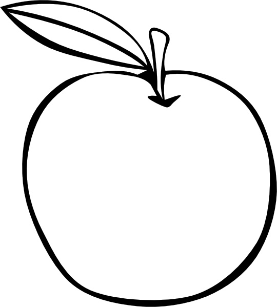 Orange (Fruit) clipart apples and orange Drawing art Coloring Apple Fruit