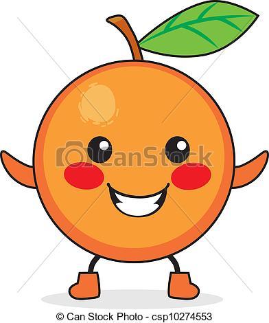 Orange (Fruit) clipart cute Orange Clipart Cartoon Fruit Cartoon
