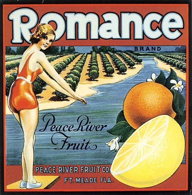 Orange (Fruit) clipart florida Zoeken citrus citrus labels Google