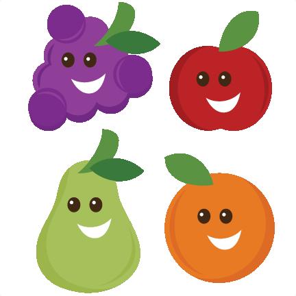 Pear clipart cute Cute con svg Google Buscar