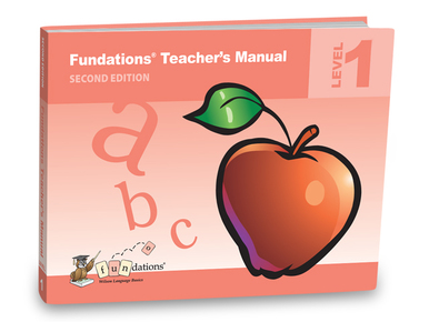 Orange (Fruit) clipart instructional material 1 Page Fundations Fundations Second