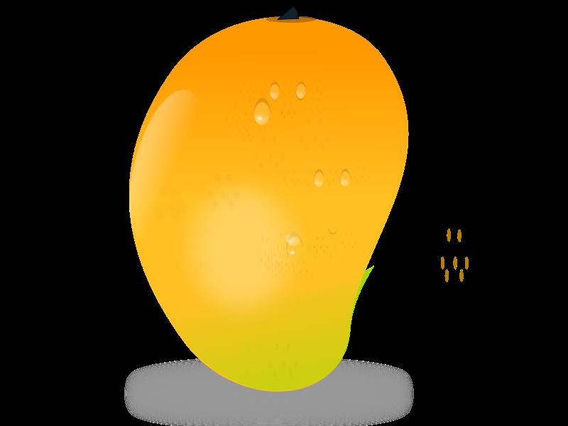 Mango clipart sweet Clipart Mango Free and Vectors
