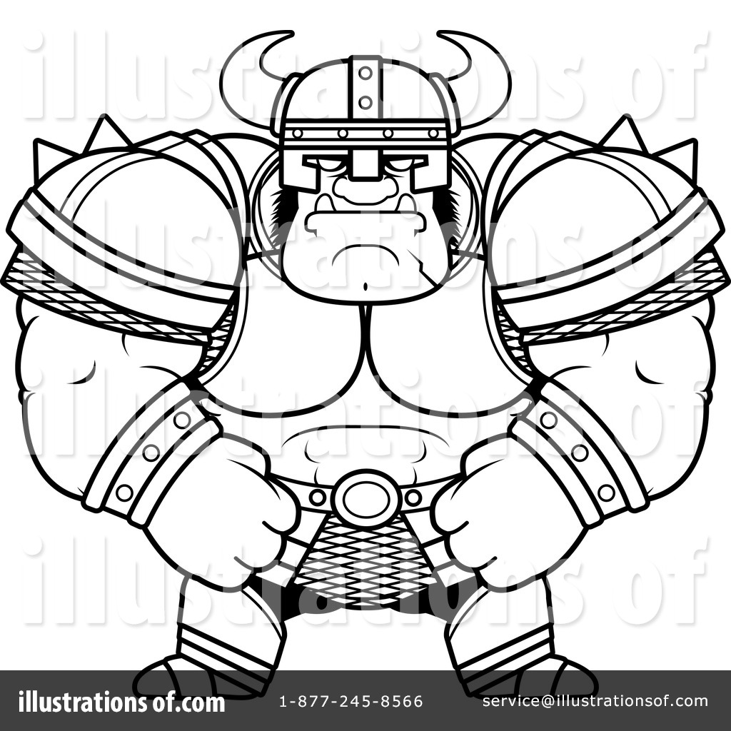 Orc clipart #7