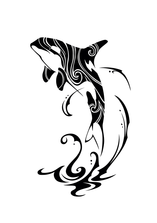Orca clipart cute baby 2015 by by on Orca