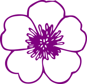 Orchid clipart #6