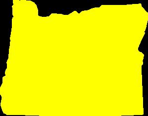 Oregon clipart Art Clker at online vector