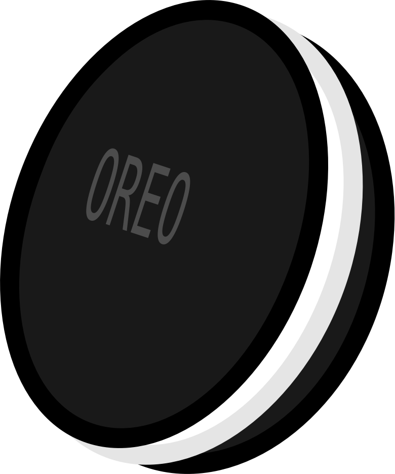 Oreo clipart IMAGE BIG (PNG) OreoCOOKIE Clipart