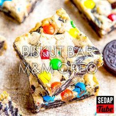 Oreo clipart biskut Ingredients: Resepi M&M  Gula