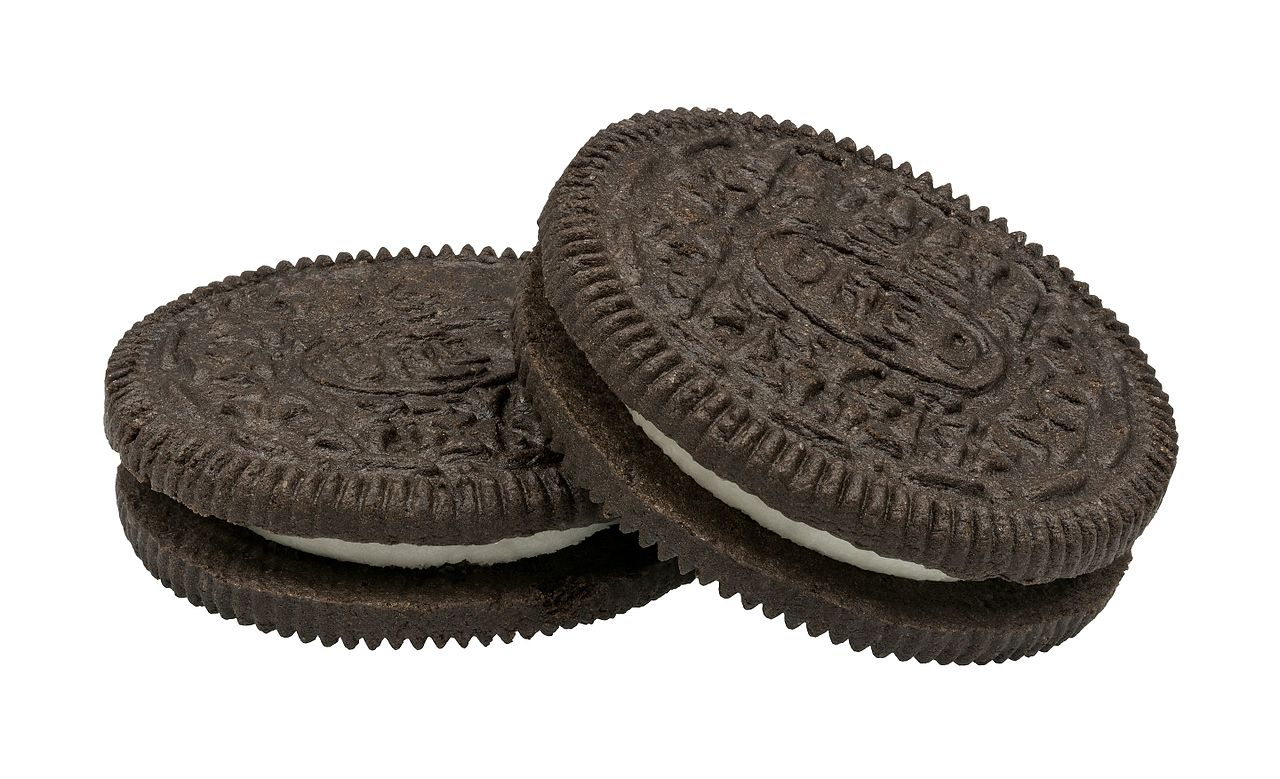 Oreo clipart biskut Information upload Oreo Cookies History