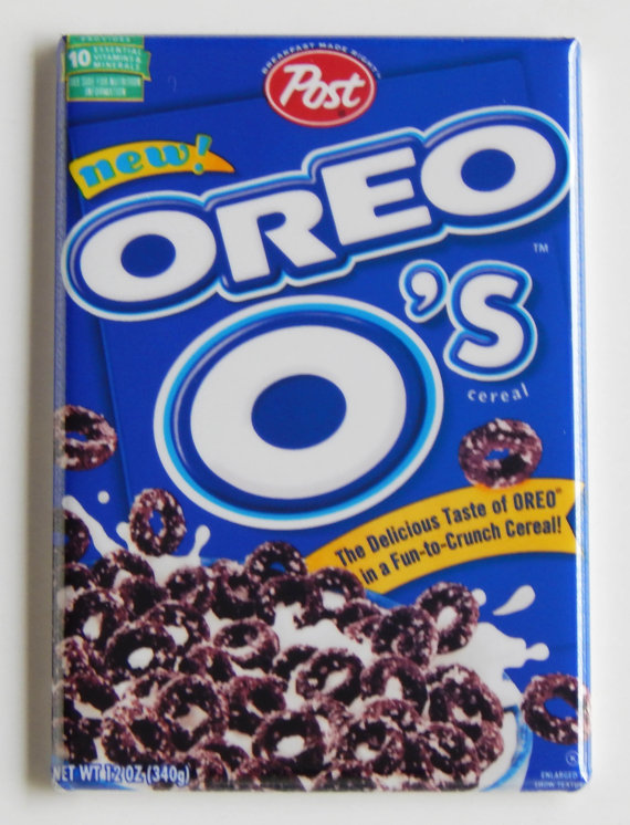 Oreo clipart box Fridge Box Magnet Cereal Oreo