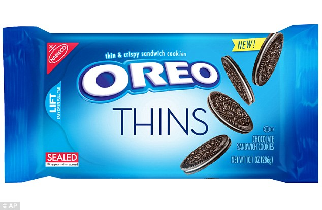 Oreo clipart box Now calorie their version of