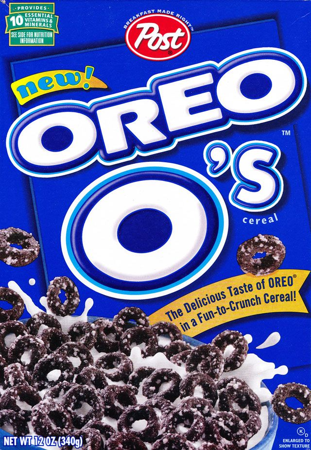 Oreo clipart box Best on cereal ideas o's