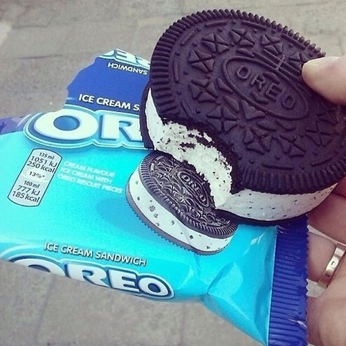 Oreo clipart ice cream sandwich Ice Sandwich Klondike Cream Cream