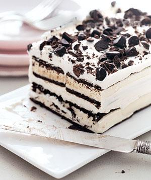 Oreo clipart ice cream sandwich Cake Cream Ice Easy Recipe