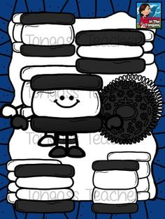 Oreo clipart oreo cookie Clipart inspiration cookie The Inspiration
