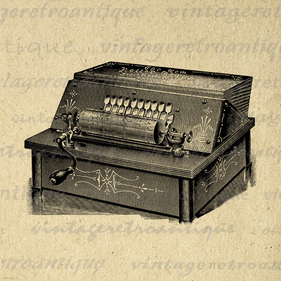 Organs clipart antique  1346 Jpg Art Antique