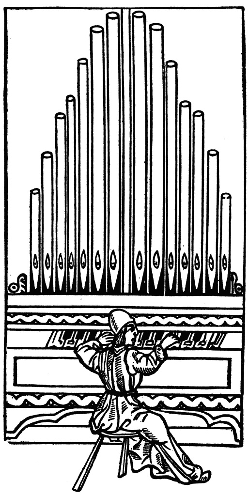 Organs clipart black and white 99 Pipe Pin about best