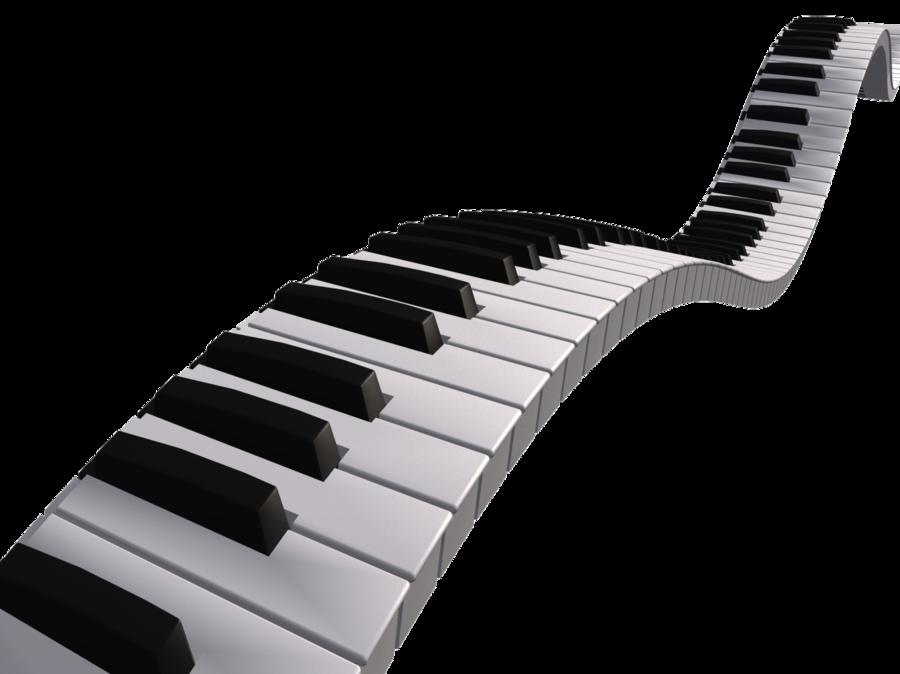 Organs clipart electric piano Png piano keyboard keyboard clipart