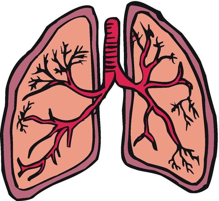 Sad clipart lung #1