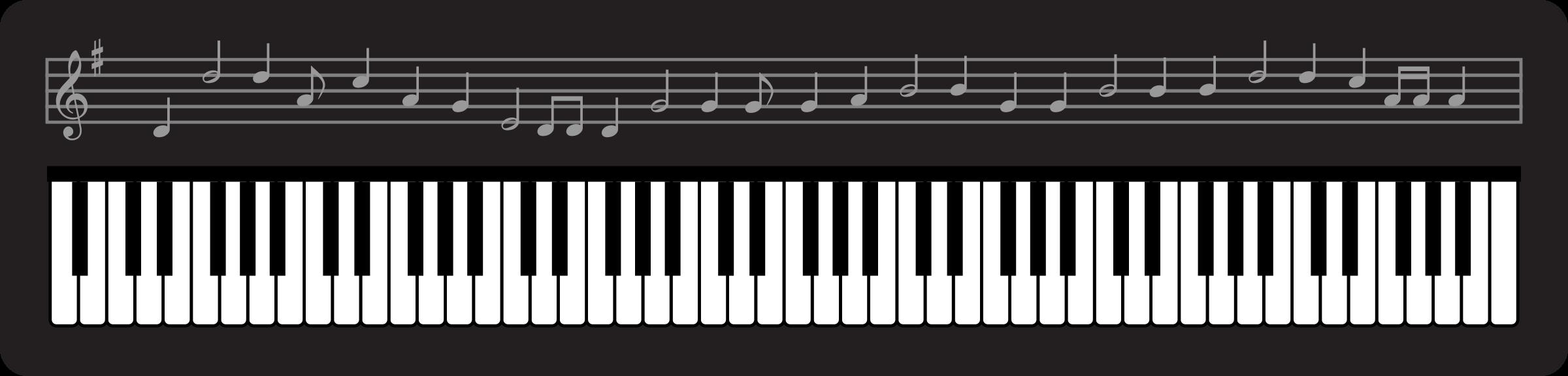 Organs clipart keyboard instrument Keyboard Clipart Keyboard