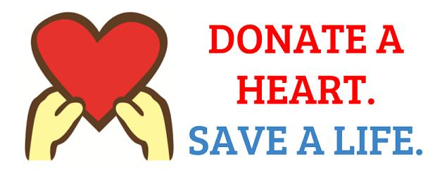 Organs clipart organ transplant Heart The Donation Sense Program