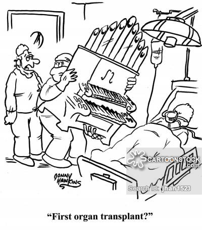 Organs clipart organist To organ Surgeon from 'First
