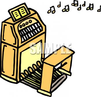 Organs clipart organist Organ clipart funny Clipart cartoons
