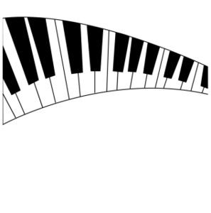 Piano clipart cartoon Free transparent clipart piano ClipartFest