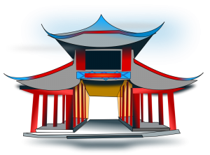 Oriental clipart Oriental Art Chinese Clip Architecure