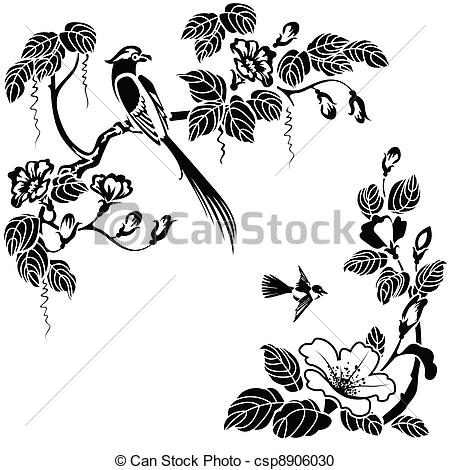 Oriental clipart Style Clipart and 135 in