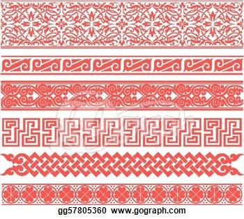 Oriental clipart chinese culture Clipart style Oriental
