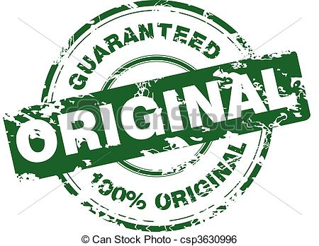 Original clipart Vector Green original csp3630996 Art