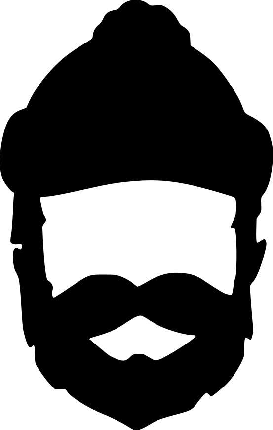 Beard clipart lumberjack beard #2