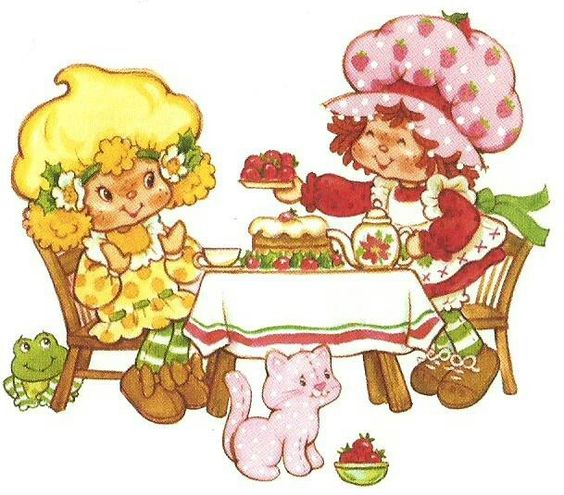 Original clipart strawberry shortcake The • The ideas world's