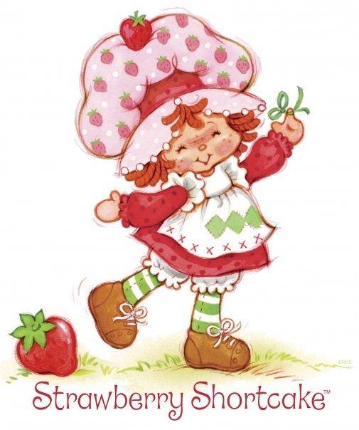 Original clipart strawberry shortcake Strawberry 39 Short ideas Best